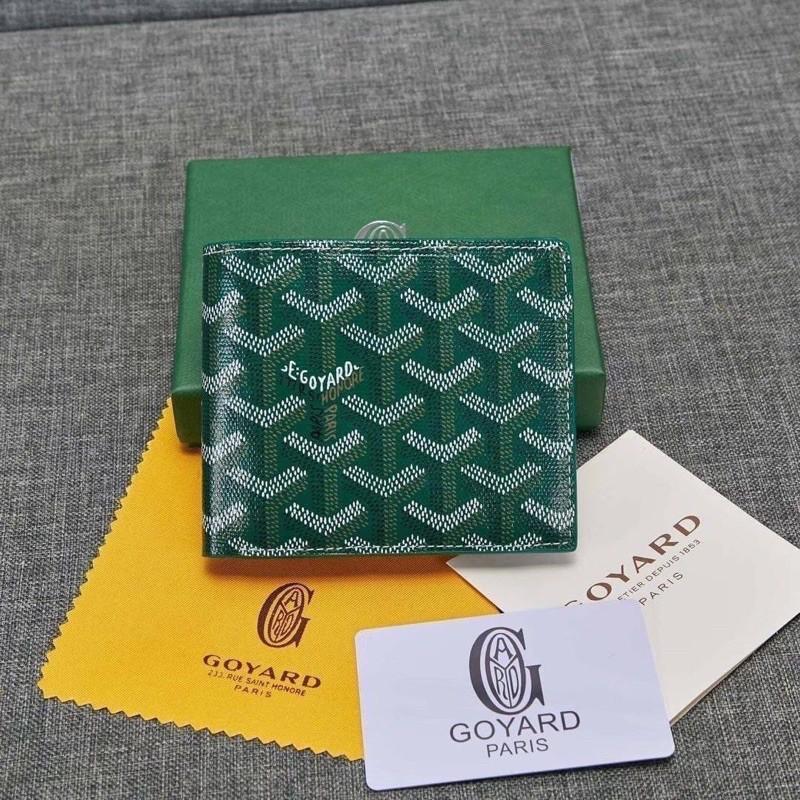 Goyard wallet top ออริ 📌size 11 cm. หนังแท้งานสวย