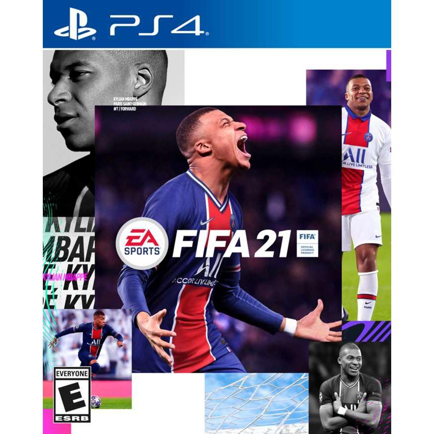 PS4 : FIFA21 Standard Edition