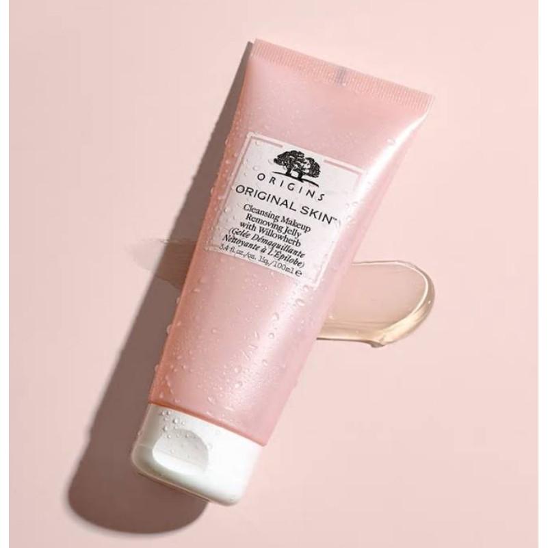 �ล�าร���หารู��า�สำหรั� Origins Original Skin Renewal Cleansing Makeup Removing Jelly with Willowherb