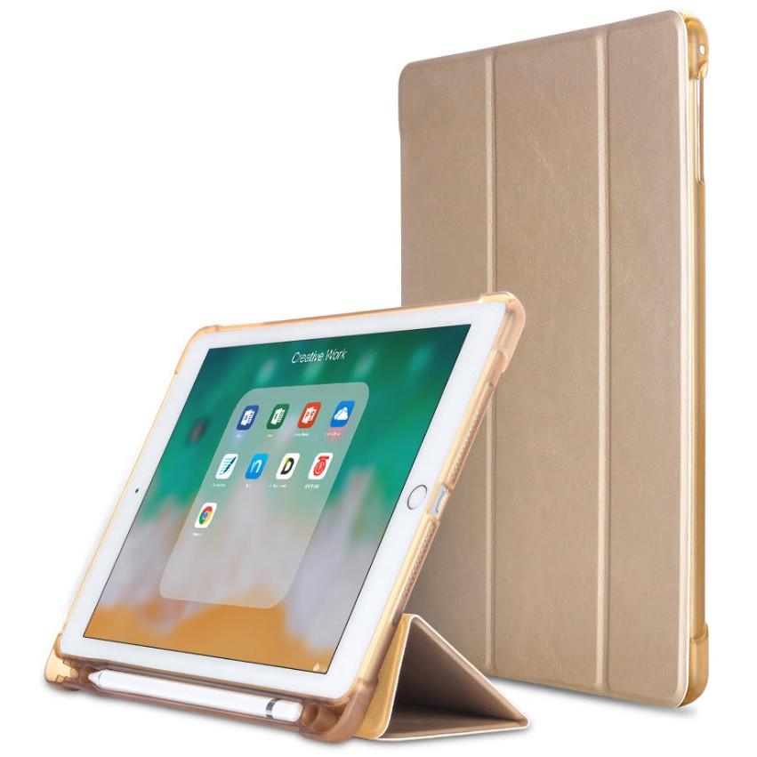 0xyK เคส iPad gen8 , 10.2 , 9.7 2018 , gen7 , gen6 , air3 , pro 11 ใส่ปากกาได้ Apple Pencil เคสไอแพด <อ่านก่อนซื้อ>