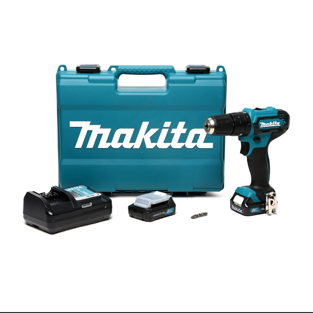สว่านไร้สาย Makita HP333DWYE 12 V