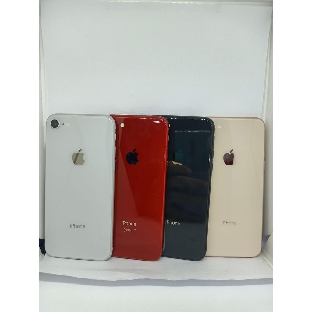 ไอโฟน8มือสอง apple iphone8 มือ2 ไอโฟน8มือ2 โทรศัพท์มือถือ I86 64g th/a