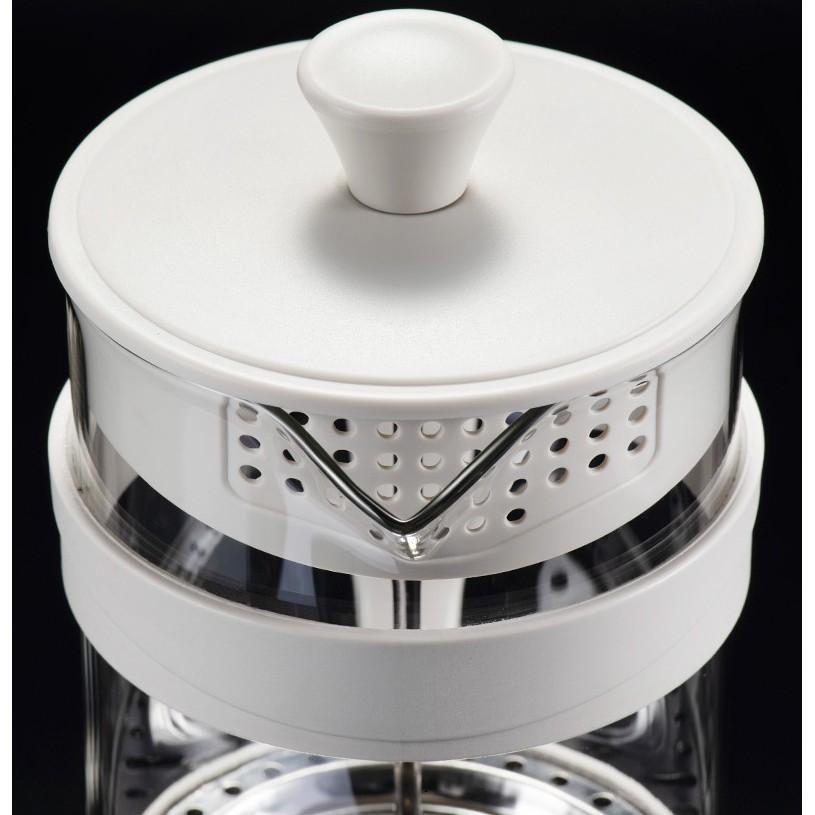∏✽♂Big Bear French Press กาชงกาแฟ ความจุ 350/800/1000ml ทำจากแก้วโบโรซิริเคด เหยือกชงกาแฟ ที่ชงกาแฟ เครื่องชงชากาแฟสแ