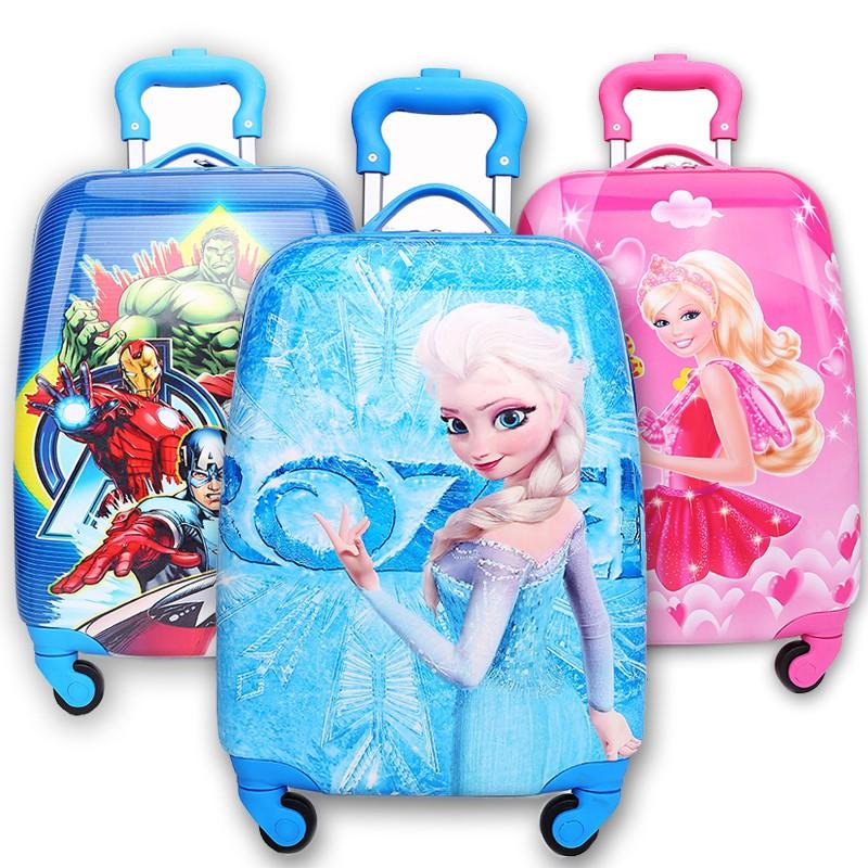 ю≙ กระเป๋ารถเข็นเดินทาง กระเป๋าเดินทางพกพา รถเข็นเด็กกระเป๋าเดินทาง 16 นิ้ว 18 นิ้วกระเป๋าเดินทางเด็กกระเป๋าเดินทางเด็กผ