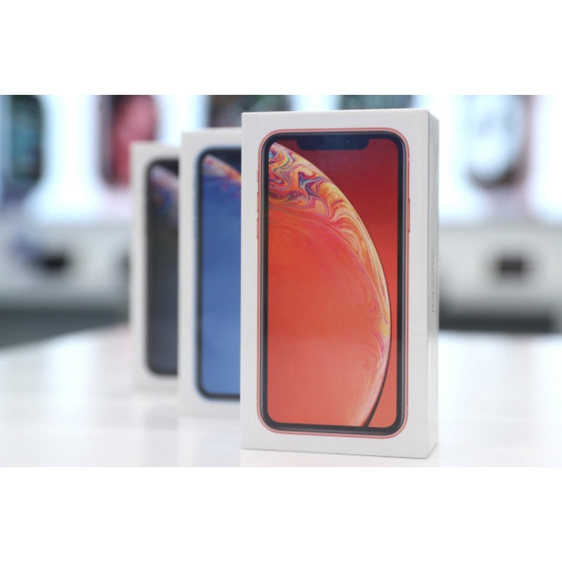 Apple iPhone XR  มือสอง(เครื่องแท้ 100% )  64G/ 128GB/ 256GB