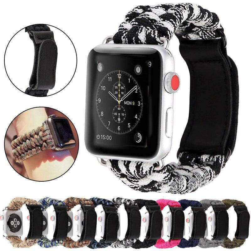 สายนาฬิกาข้อมือ 44 มม . 40 มม . สําหรับ Applewatch Series 6 Se 5 4 3