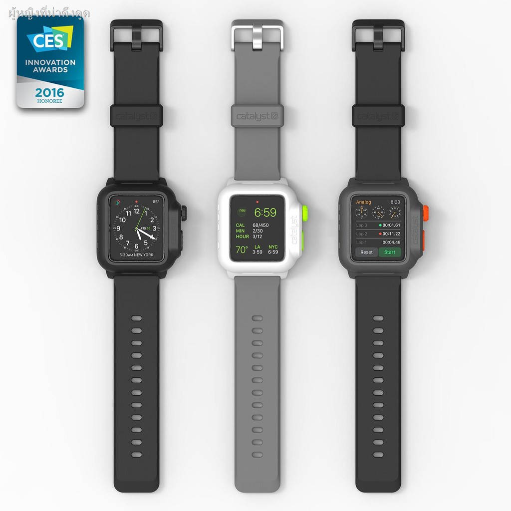 เคสAirPods1/2 Case เคส for Apple AirPods Airpods casecatalyst is suitable for apple watch case se waterproof protective cover iwatch6/2/3 generation anti-drop strap iwatch4/5/se