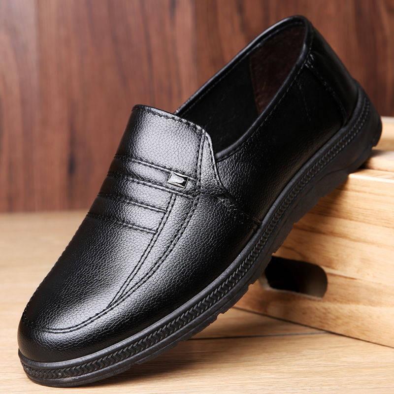 รองเท้าชาย รองเท้าคัชชูผู้ชาย รองเท้าผู้ชาย