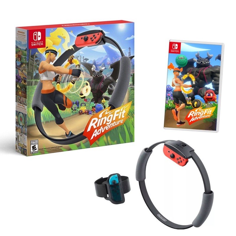 Ring fit ringfit Nintendoswitch  มือสอง