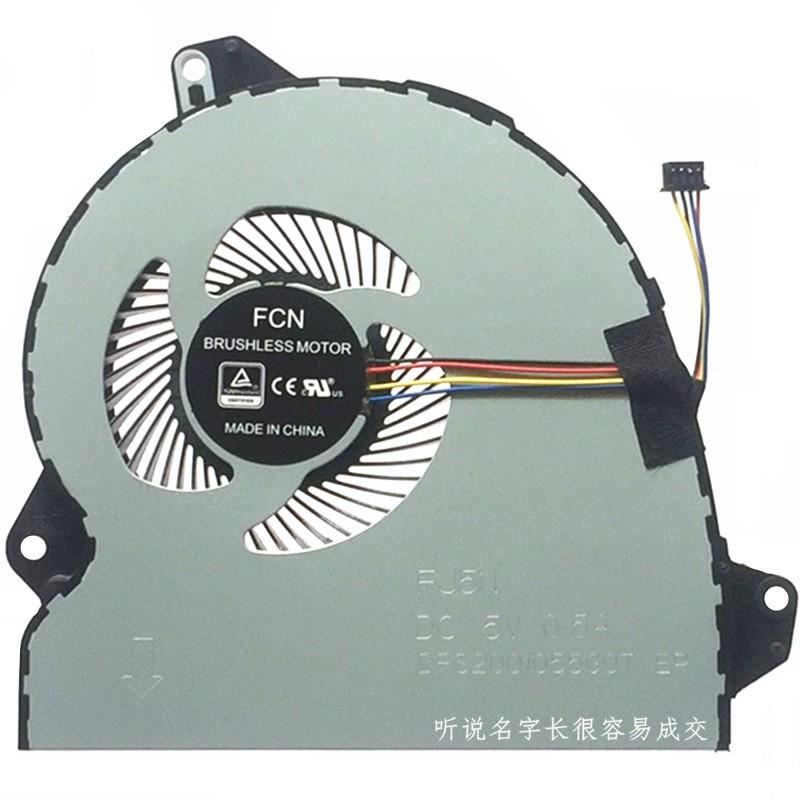 พัดลมระบายความร้อน สำหรับ New Asus / ASUS ROG Strix GL553V GL553VE GL553VD GL553VW