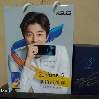 Zenfone5GongYooLimitedEdition