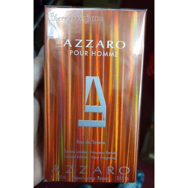 กล่องซีลแท้ - Azzaro Pour Homme Limited Edition 2016 EDT 100ml.