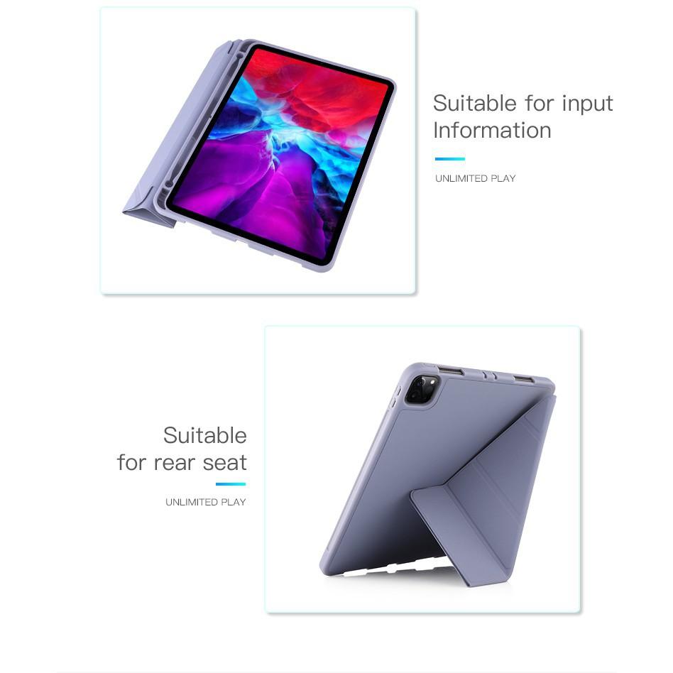 ✅🔥💥✇[ส่งจากไทย] เคสไอแพด มี iPad ทุกรุ่น รุ่น เคส Y มีสำหรับ Case เก็บ Apple Pencil 9.7 / 10.5 10.2 10.9 [YY]1