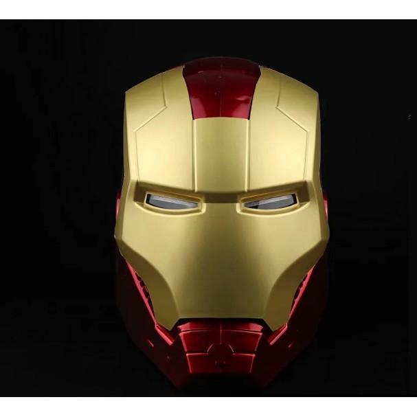 หมวกกันน็อคเหล็กลายซูเปอร์ฮีโร่ Avengers Marvel Iron Man Infinity War