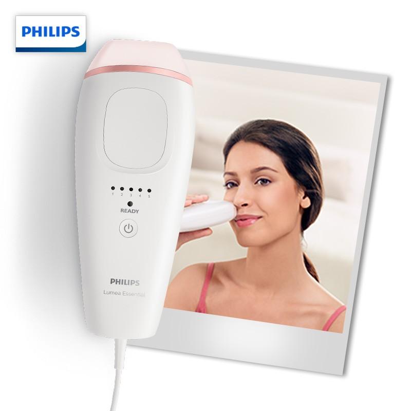 Philips (PHILIPS) อุปกรณ์กำจัดขนด้วยเครื่องโกนหนวด Stripper Hair Light Pulse Lumea เครื่องกำจัดขน BRI861 / 80