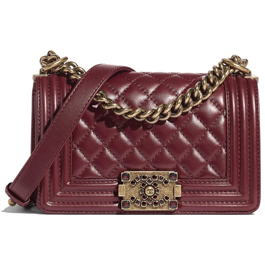 Chanel / Small / BOY CHANEL / Flap Bag