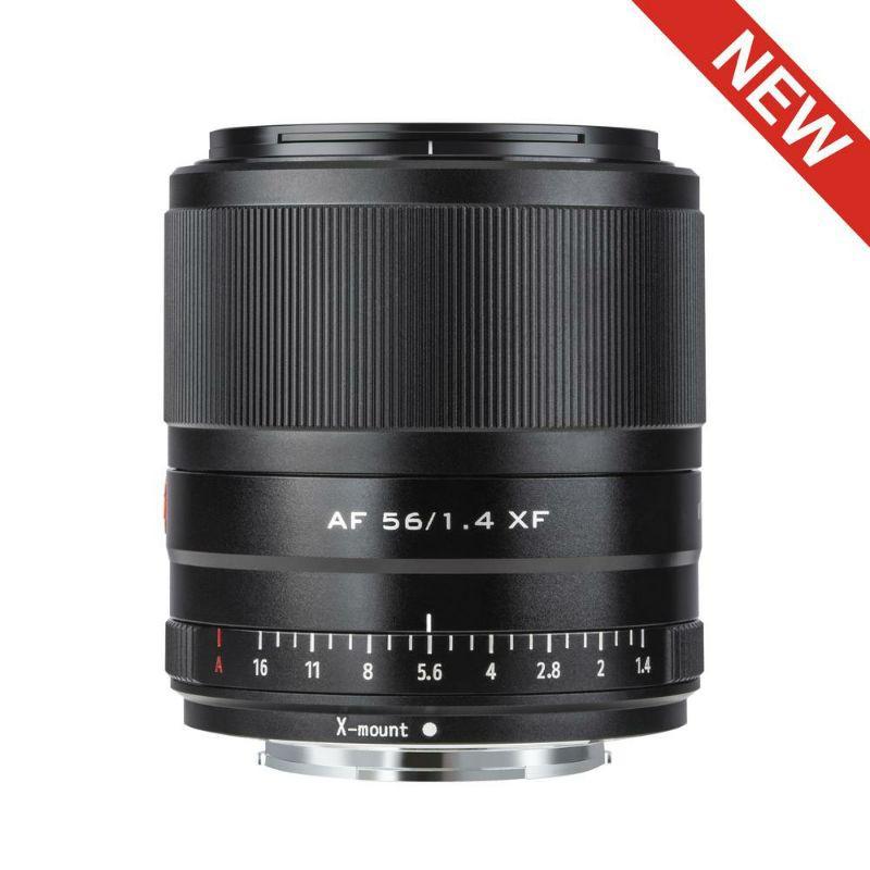 Viltrox 56mm F1.4 เลนส์สําหรับ Fujifilm Fx