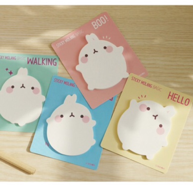Sticky MOLANG Basic