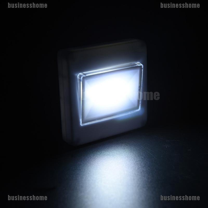 promo code 2c575 6c65d swank Magnetic COB LED Wall Light Night Lights Camp Lamp Battery Operated  with Switch brilliant