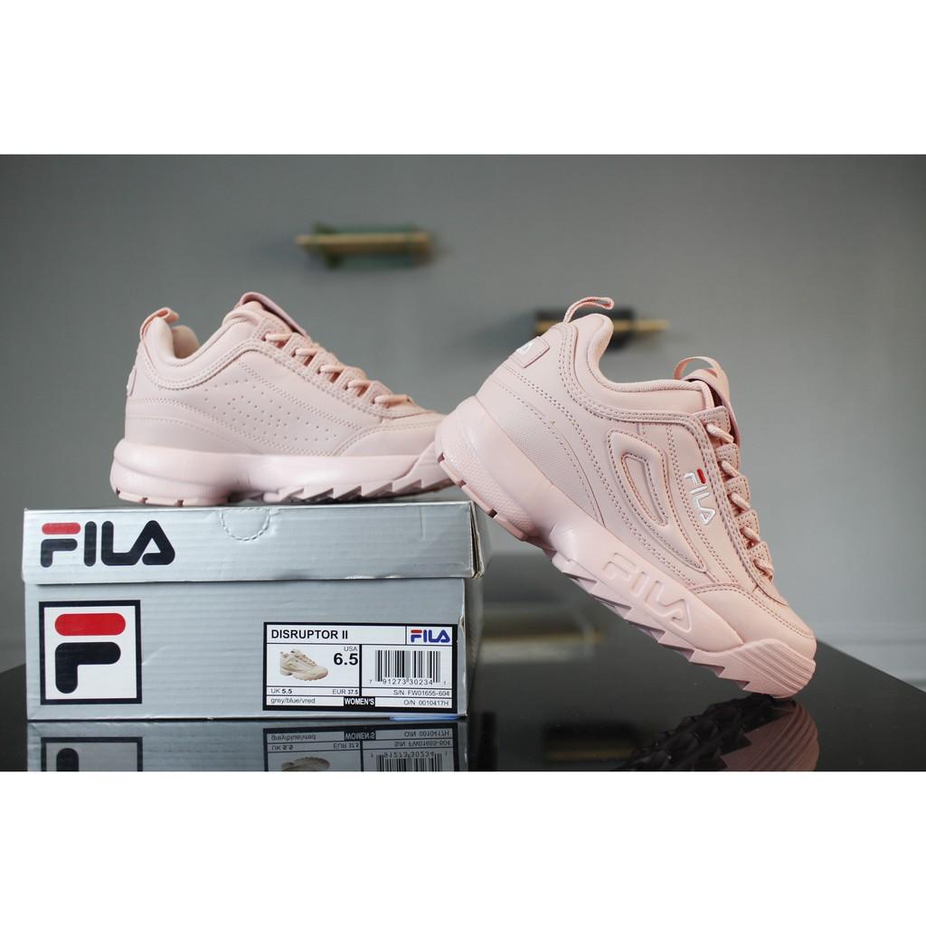 Fila DISRUPTOR II รองเท้าวิ่งสำหรับผู้หญิง