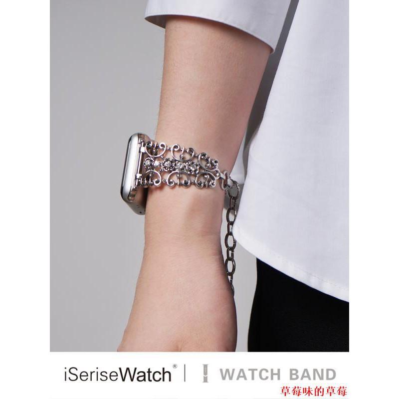 สายนาฬิกาข้อมือ Applewatch4 / Se Iwatch5 Apple Watch 6