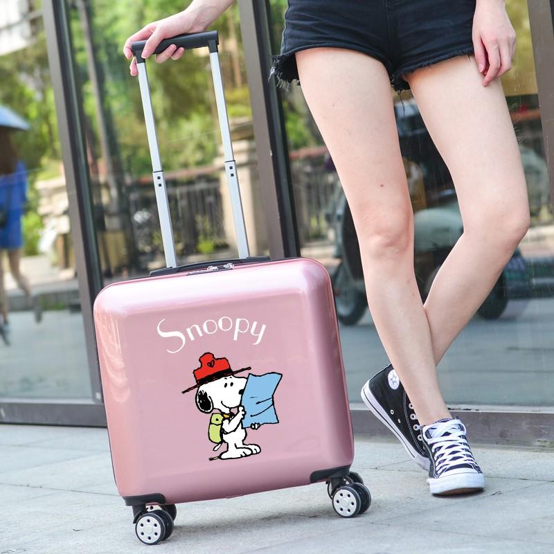 ₹●กระเป๋าเดินทางเด็ก  กระเป๋ารถเข็นเดินทาง กระเป๋าเดินทางพกพา รถเข็นเด็กกระเป๋าเดินทางเด็กการ์ตูนกระเป๋าเดินทางเด็กผู้หญ