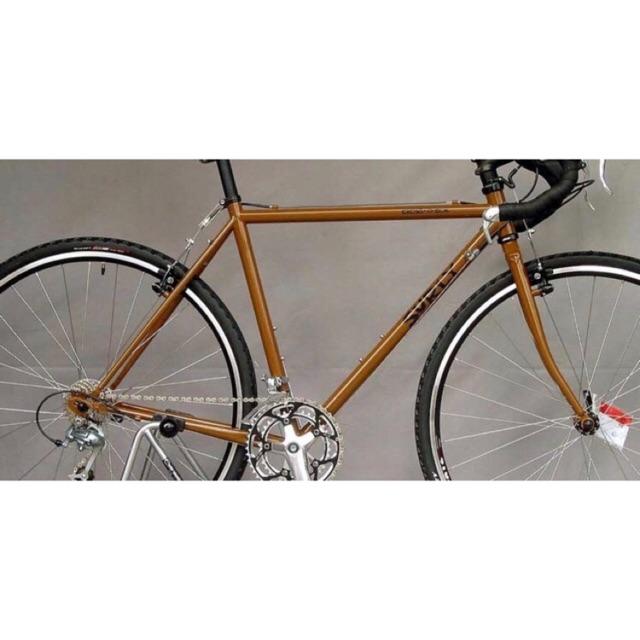 (เฟรมเซต) จักรยานทัวริ่ง SURLY Cross Check 700c
