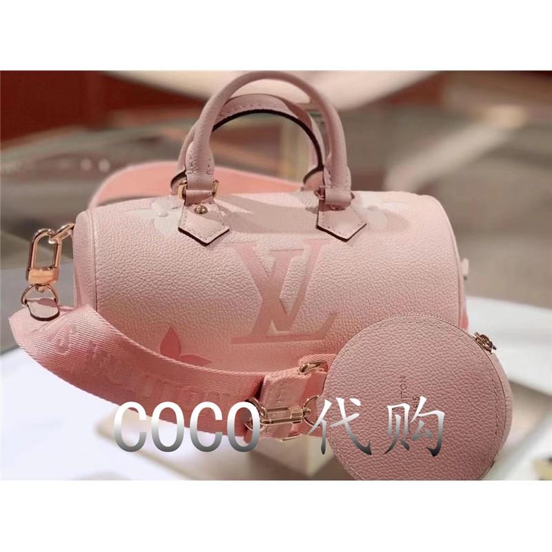 がス กระเป๋าเป้สะพายหลัง★★★❤🔥🔥 กระเป๋ากระเป๋าเดินทาง Lv Louis Vuitton 21ฤดูใบไม้ผลิและฤดูร้อนใหม่ Papillon BB สองในหนึ่ง