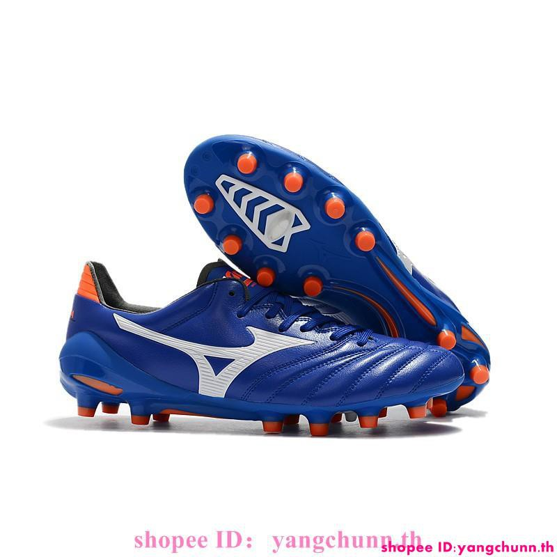 2019 Mizuno Morelia Neo II Made in Japan รองเท้าผู้ชาย รองเท้าฟุตบอล 39-45