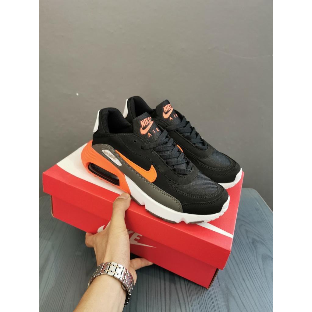 Nike Air Max 90 X Air Max 2090 รองเท้าผ้าใบจอกกิ้ง 36-45