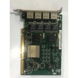 INTEL - PRO/1000 PT QUAD PORT SERVER ADAPTER PCI
