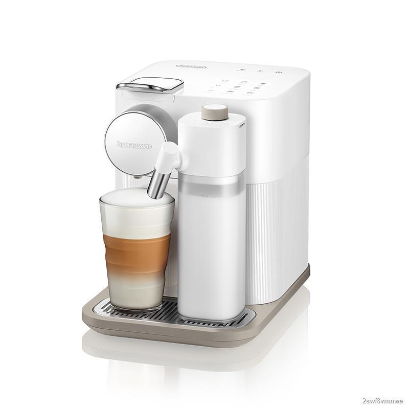 ✆Nespresso Gran Lattissima นำเข้าเครื่องทำฟองนมอัตโนมัติแบบบูรณาการในครัวเรือนเครื่องชงกาแฟแคปซูล