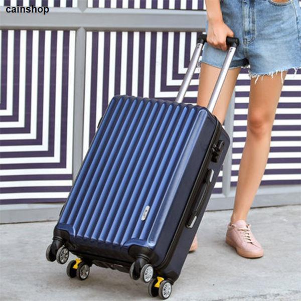 กระเป๋าเดินทางล้อลากอลูมิเนียมขนาด 20 นิ้ว 24 26 นิ้ว