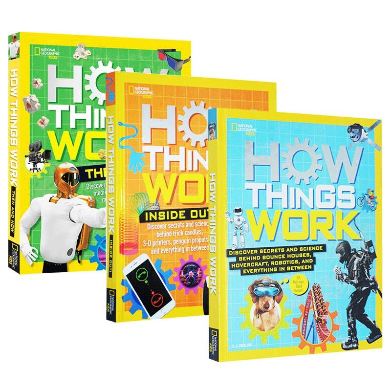 Hot Books American Geography หนังสือภูมิศาสตร์ภาษาอังกฤษ