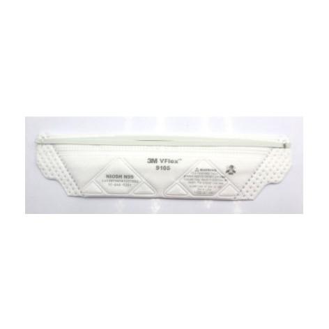 3M หน้ากากกันฝุ่น คาดศรีษะ VFLEX N95 รุ่น  9105, 8210, 8210V, 9001 N1M0