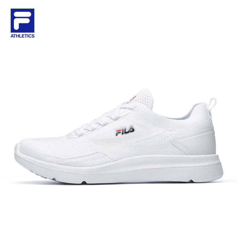 [วิ่งชาย Cai Xukuntong สไตล์] FILA ATHLETICS รองเท้าเทรนนิ่งผู้ชายฤดูร้อน 2020 ระบายอากาศใหม่
