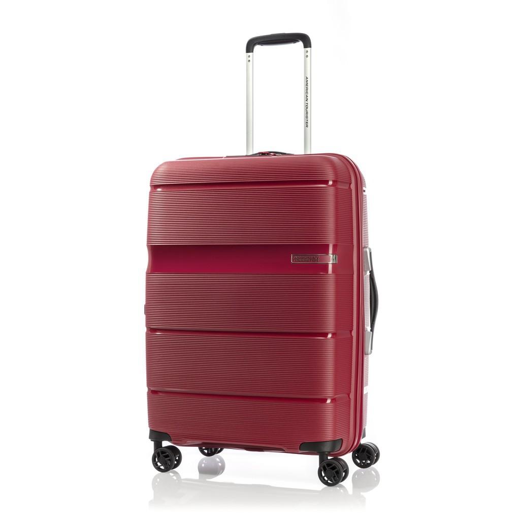 AMERICAN TOURISTER กระเป๋าเดินทางล้อลาก (24นิ้ว) รุ่น LINEX SPINNER 66/24 TSA N1Zi