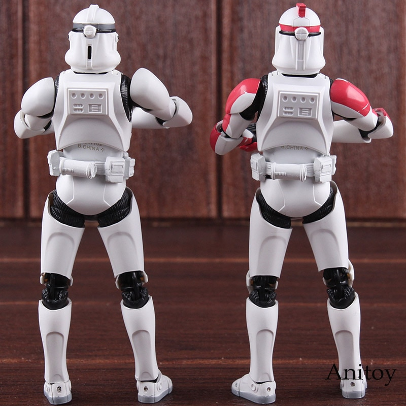 Figuarts Star Wars Clone SHF Trooper Phase 2 Action Figure in Box New S.H