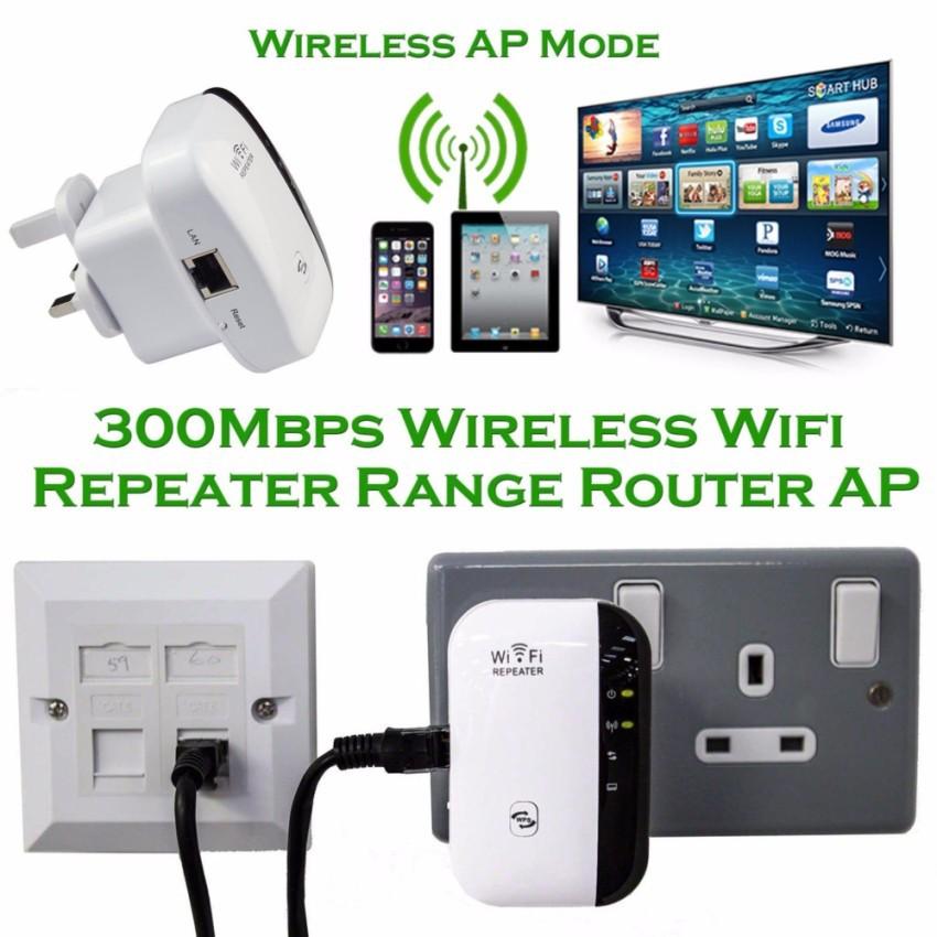 Cobe:NEWMAOX ลดอีก100฿  Repeater WIFI ตัว ขยายสัญญานอินเตอร์เน็ต 300Mbps
