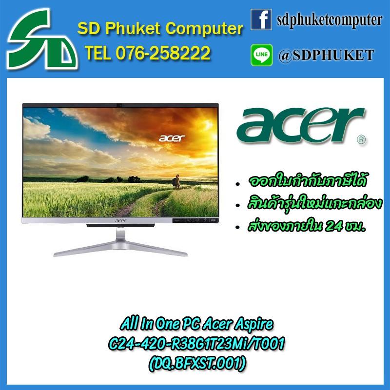ACER All In One PC Acer Aspire C24-420-R38G1T23Mi/T001 (DQ.BFXST.001)