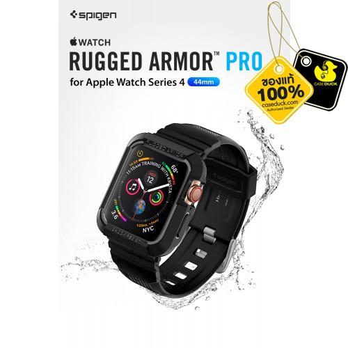 Apple Watch Series 6/SE/5/4 (44mm.) Spigen Rugged Armor Pro Case