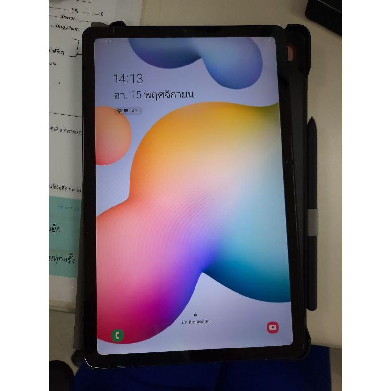 Samsung Tab S6 lite LTE 4/64GB มือสอง