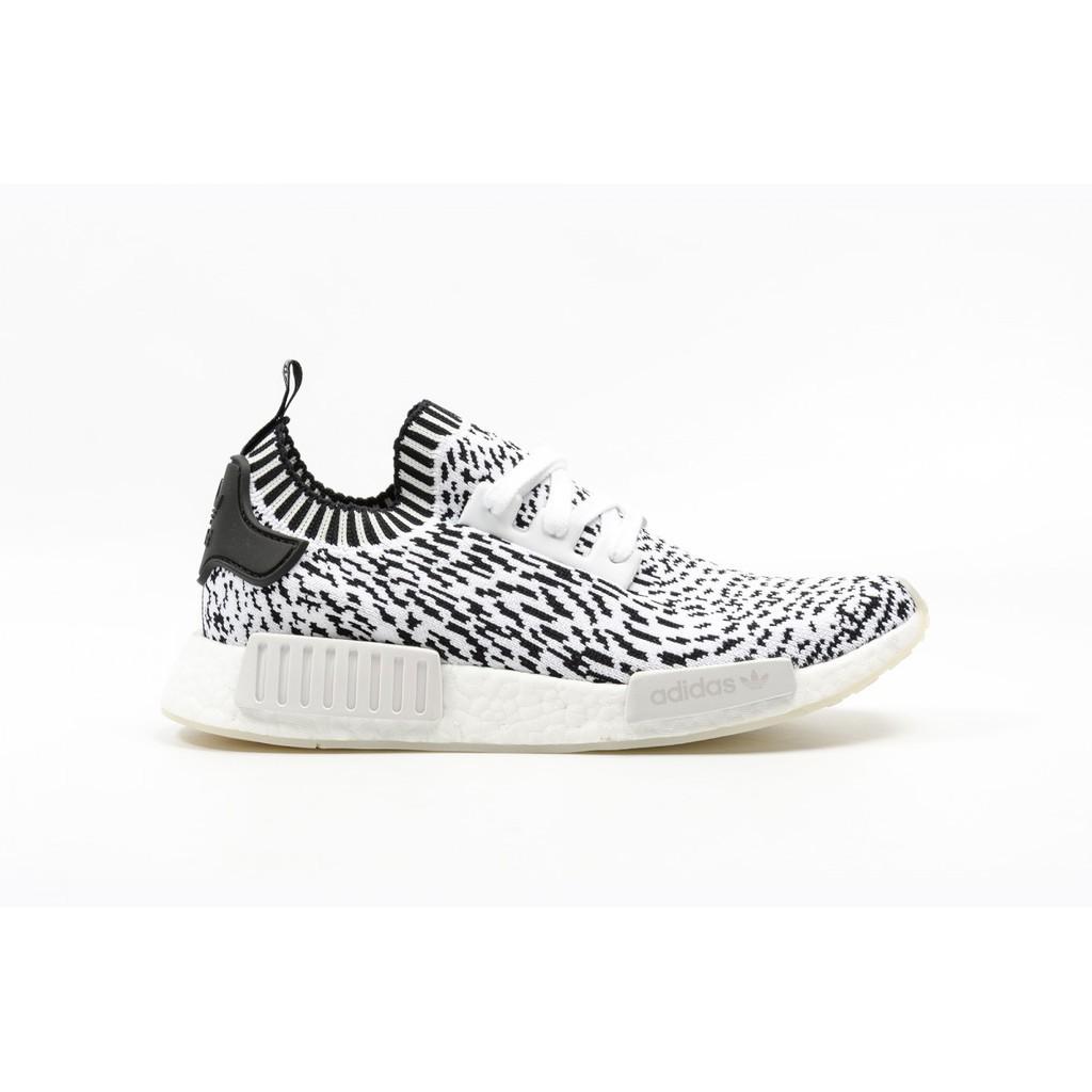 adidas NMD R1 PK Zebra Black 8.2 42 26.5 ปรับราคา