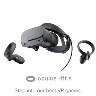 [พร้อมส่ง] Oculus Rift S — PC-Powered VR