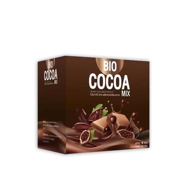 Bio Cocoa ไบโอโกโก้ โกโก้ดีท็อกซ์  1 แถม 1