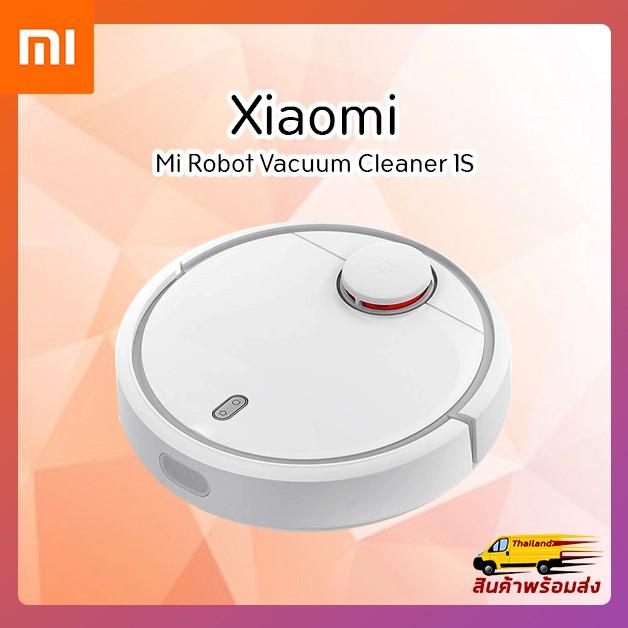 【ราคาสุดพิเศษ】Xiaomi mijia Roborock Vacuum Cleaner หุ่นยนต์ทำความสะอาด ไร้สาย การทำงานแบบอัตโนมัติ สามารถควบคุมผ่าน App