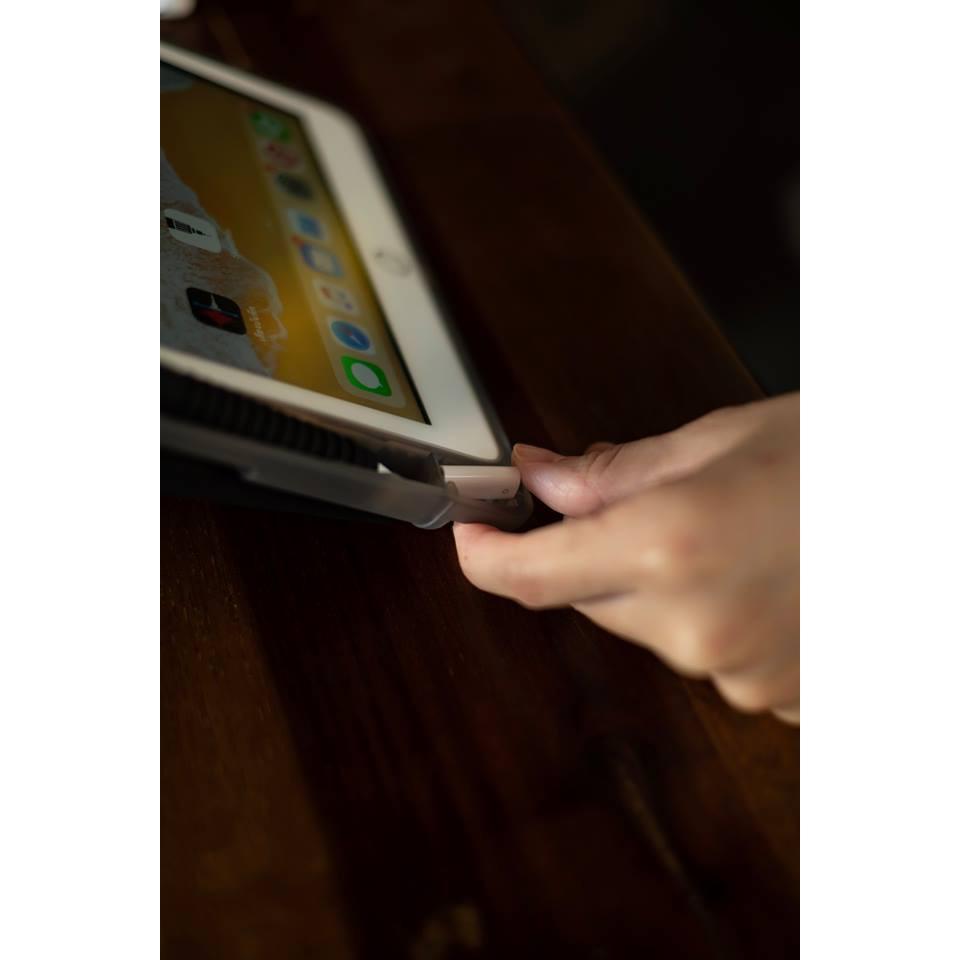 """🔥ราคาพิเศษOrigami """"Plus Series"""" เคส iPad 9.7 2018 (Gen6) เคสไอแพดคุณภาพดีที่สุดจาก AppleSheep [แบบเก็บปากกาที่ใส่ปลอกปาก"""