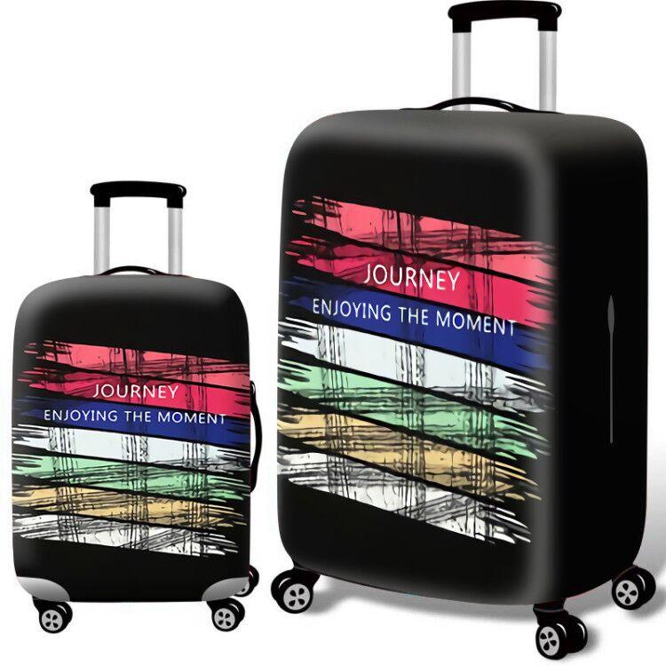 【น่ารัก/แฟชั่น】 ป้องกันฝุ่น ผ้าคลุมกระเป๋าเดินทาง 18-32นิ้ว อุปกรณ์เสริมกระเป๋าเดินทาง