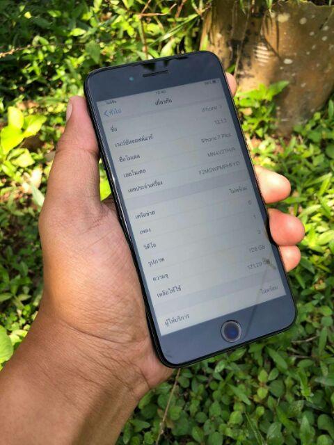 มือถือมือสองiPhone 7 Plus 128 GB TH iphone 8 plus