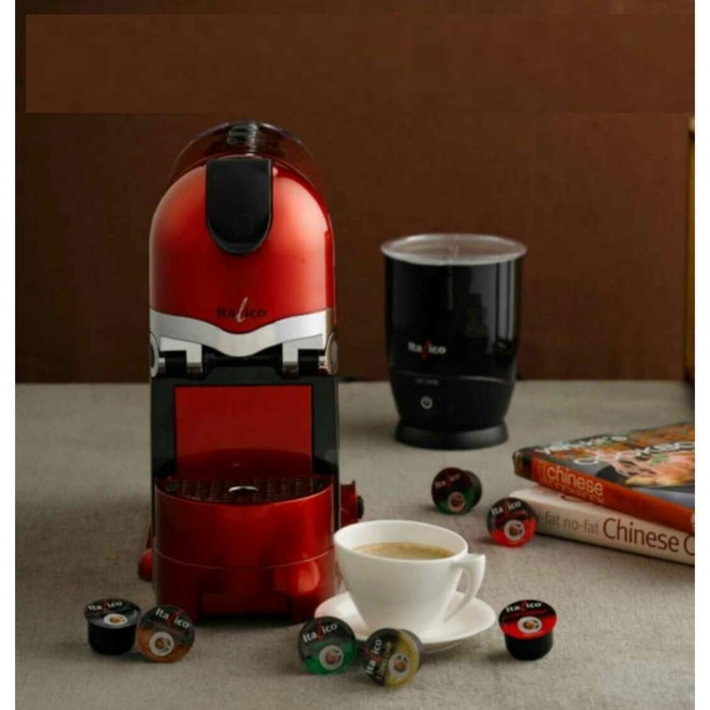 เครื่องทำกาแฟแคปซูล Italico